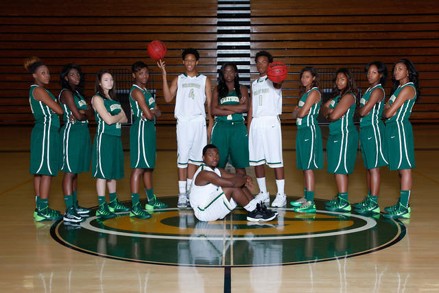 GHS Basketball Program 2014/2015